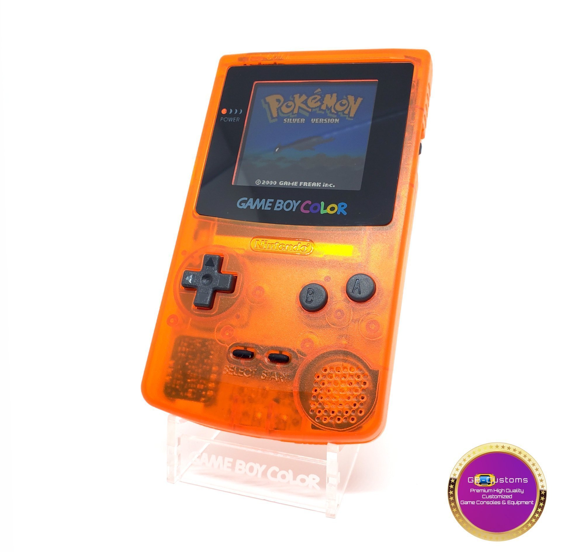 Everything New LCD Screen /& Speakers Original Gameboy Color